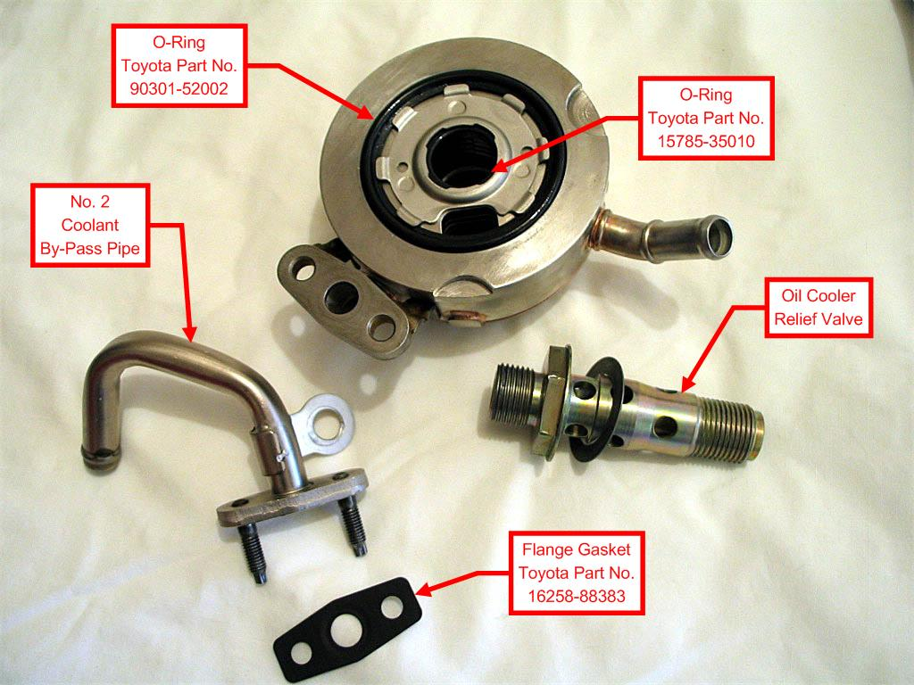 Diy Engine Oil Cooler Page 2 Toyota Nation Forum Car 1992 Ford Ranger 3l Vacuum Diagrams And Truck Forums